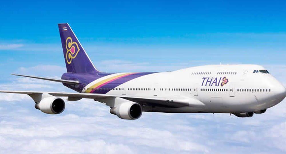 Rimborso Thai Airways