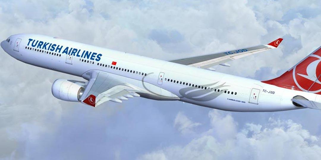 Rimborso volo Turkish Airlines