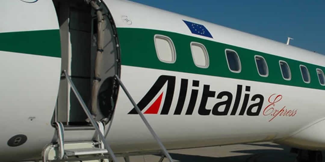 Ritardata partenza Alitalia