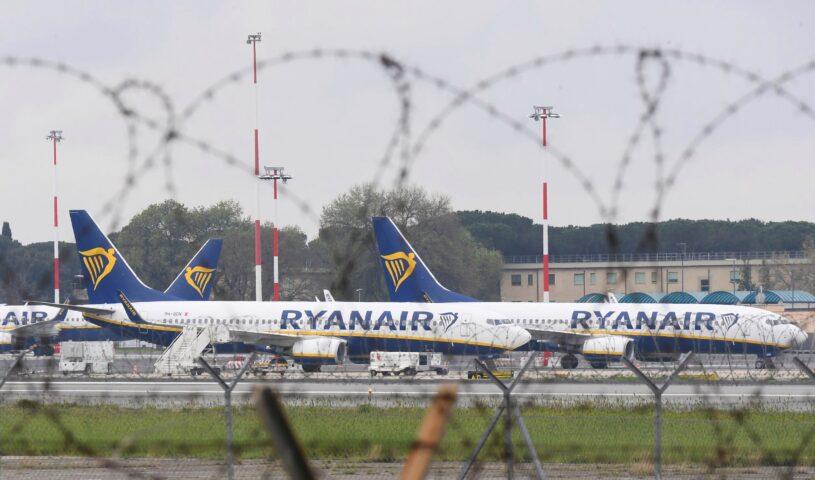 Ryanair rimborso del volo per Coronavirus