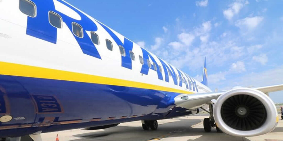Scioperi Ryanair nel mese di settembre: ecco le date