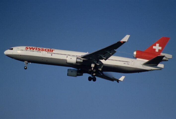 rimborso Swiss Air