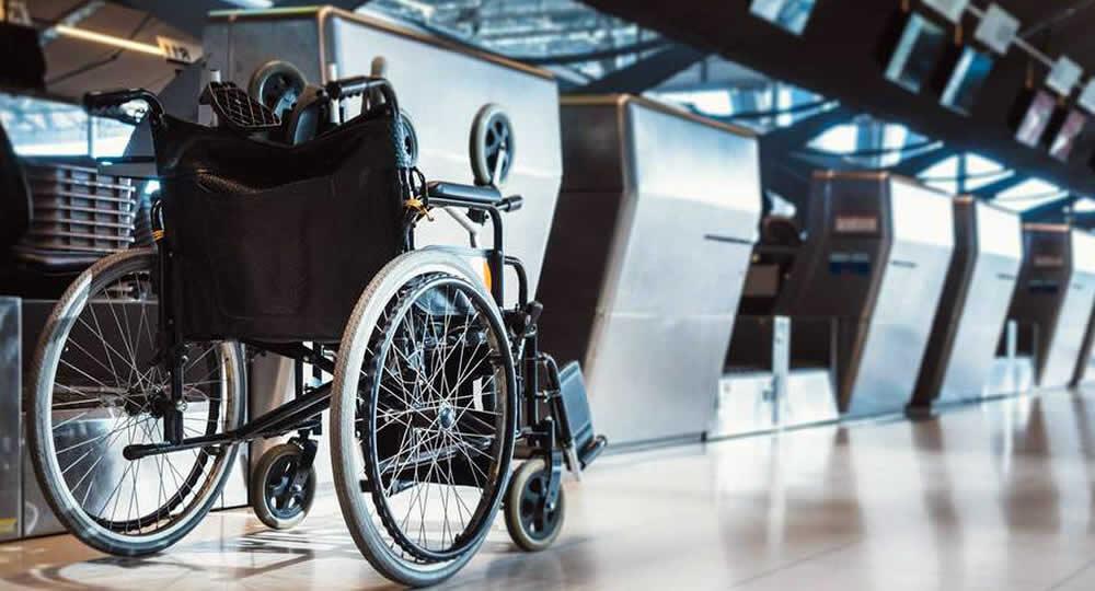 Volare con disabili o anziani