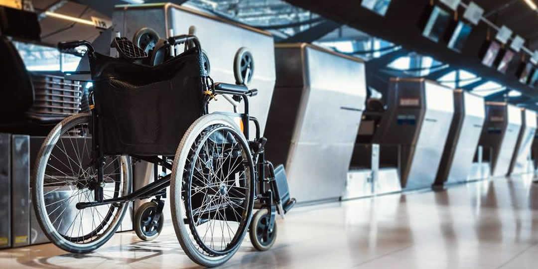 Volare con disabili