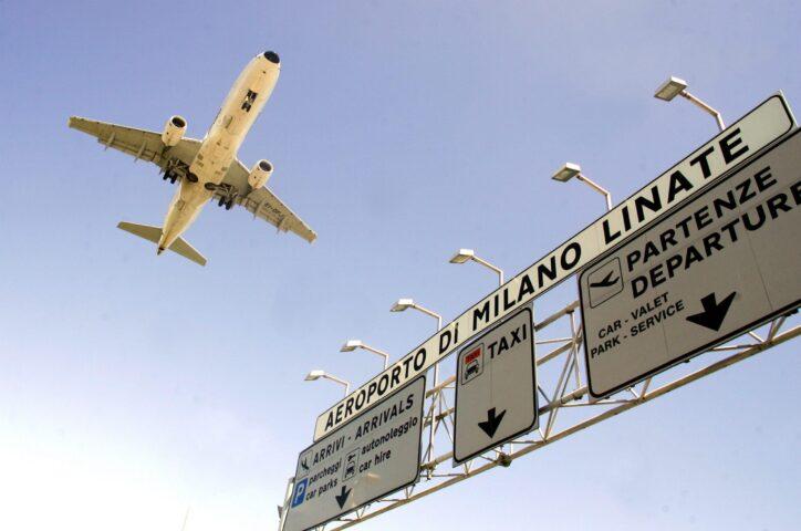 rimborso aeroporto Milano Linate