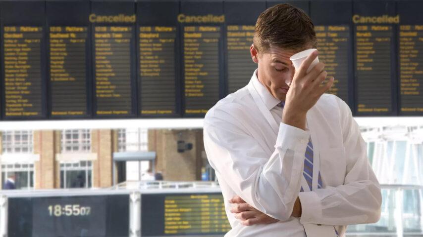 cosa fare in caso di volo in ritardo