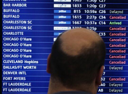 Tutela del passeggero a norma di legge in caso di volo annullato